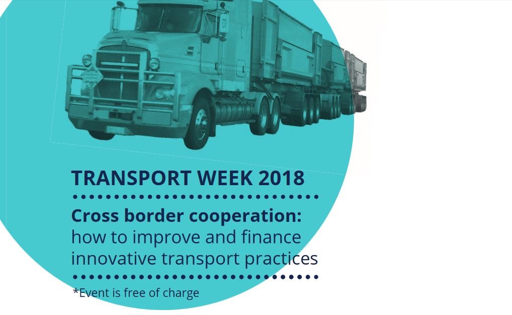 Transport Week 2018 – programy EWT/EIS