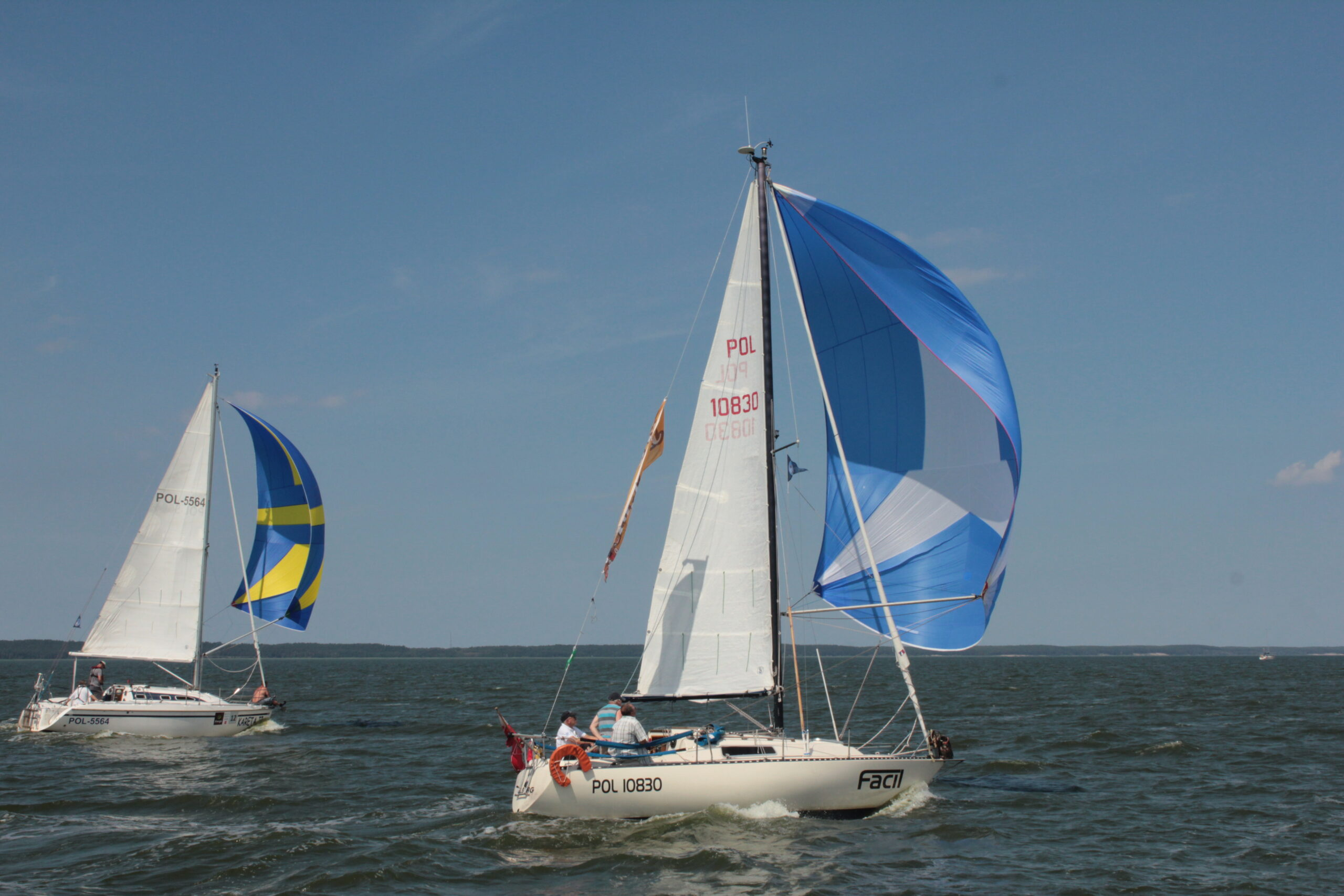 THE THREE MARSHALS' CUP INTERNATIONAL REGATTA WILL BE HELD FOR THE EIGHTH TIME
