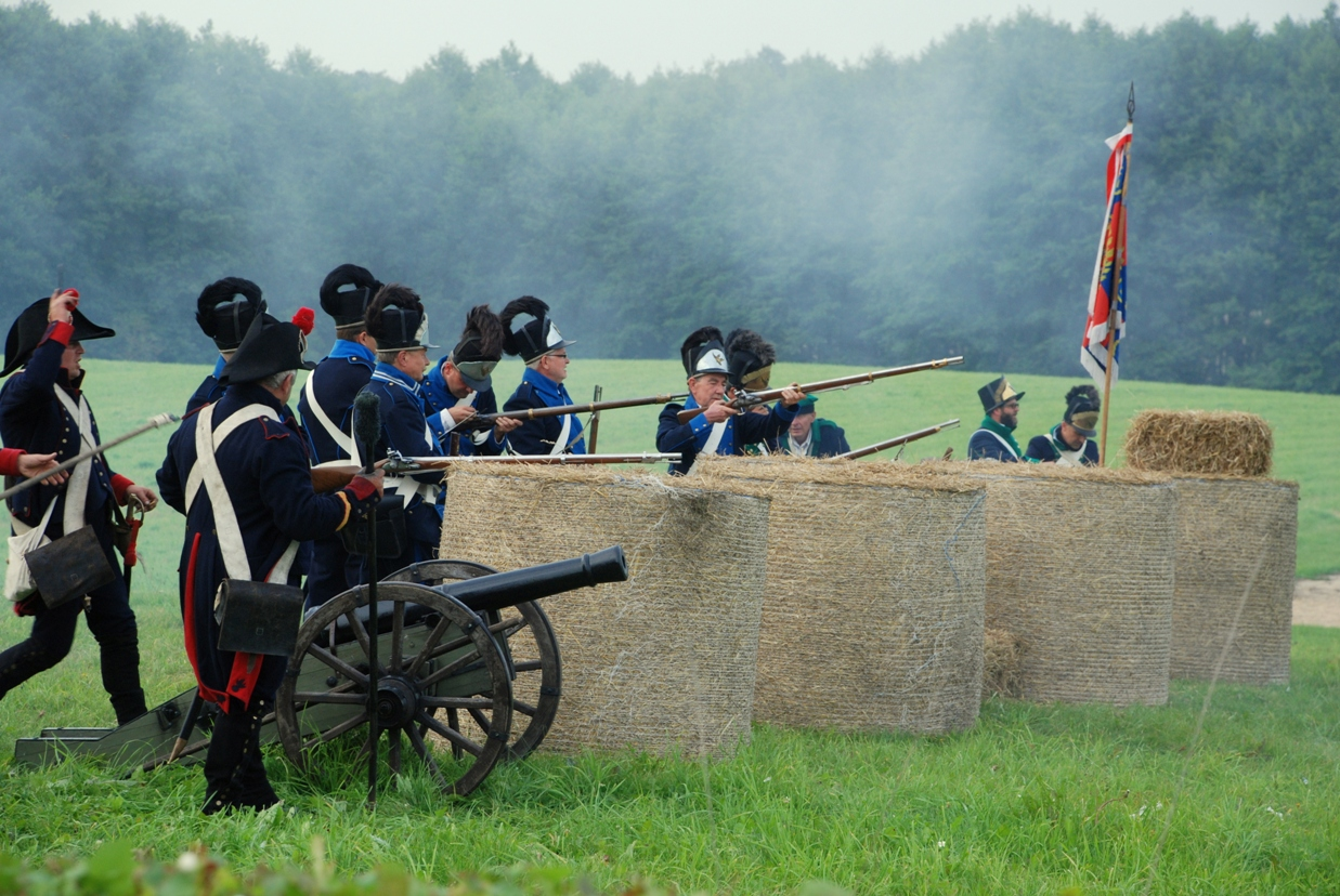Chcesz wziąć udział w batalii napoleońskiej? Wszystkie tropy prowadzą do dworu w Będominie