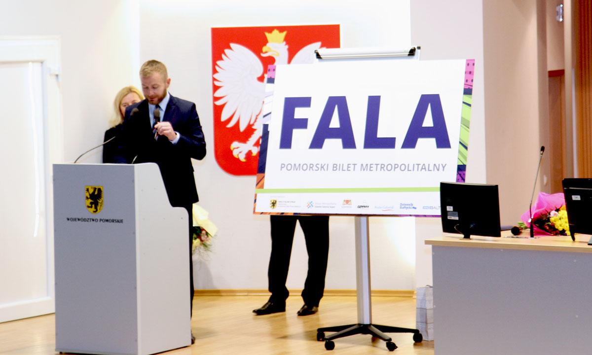 90 mln zł unijnego dofinansowania na zintegrowany bilet. To kolejny krok do pomorskiej FALI