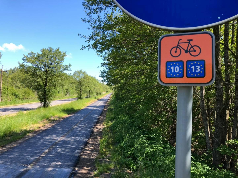 Rusza modernizacja trasy rowerowej po nasypie kolejowym w Gminie Puck EuroVelo 10/13