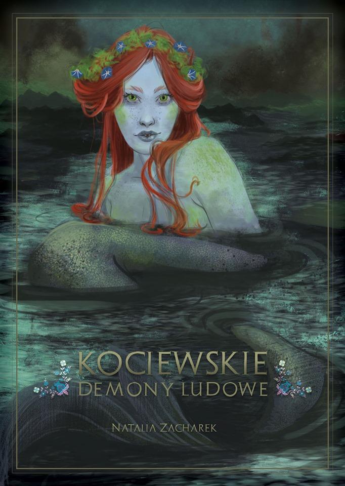 Okładka książki Kociewskie demony ludowe