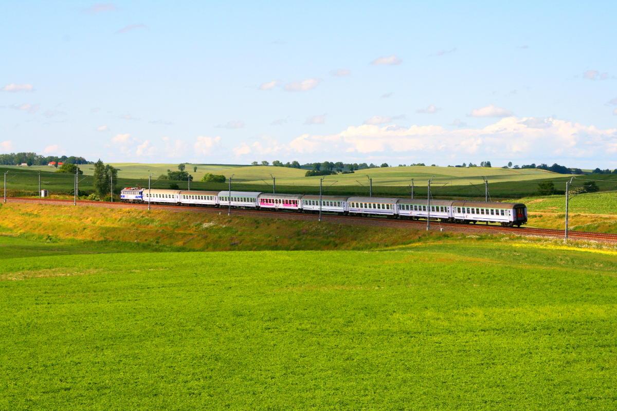 Majówka z PKP Intercity. Dodatkowe pociągi nad morze
