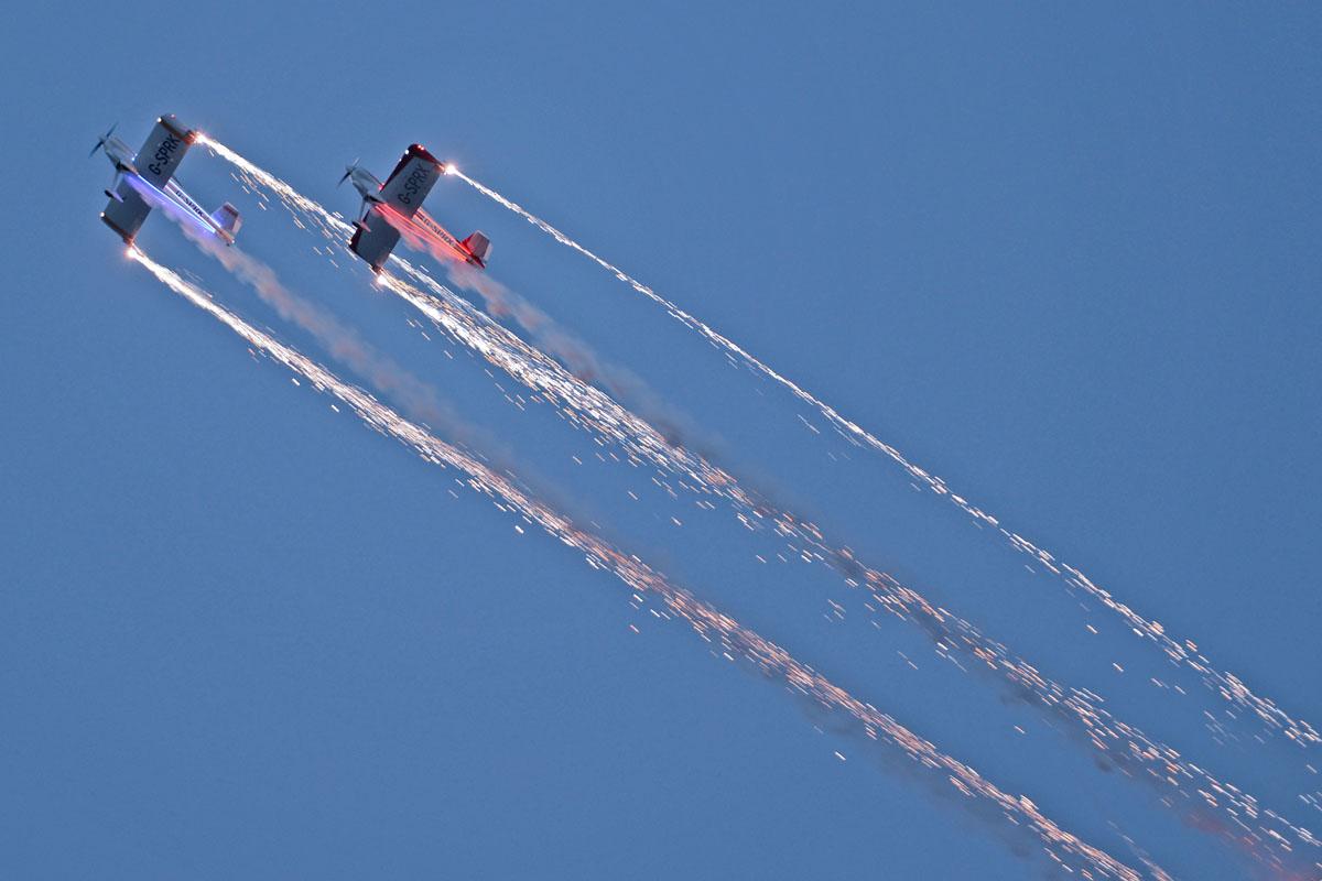 Pokazy lotnicze, akrobacje w powietrzu i wystawy samolotów. Gdynia Aerobaltic 2018 w nowej odsłonie
