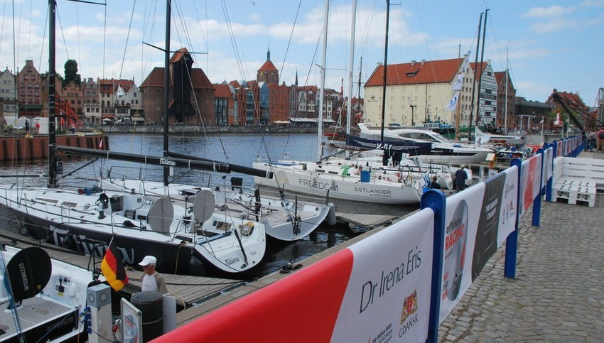 Załoga, którego jachtu zdobędzie tytuł mistrza Polski? Żeglarskie święto rozpocznie się w marinie Gdańsku