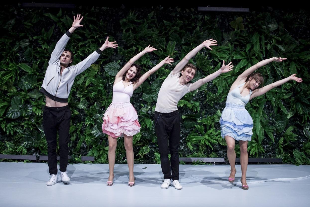 """Zobacz """"Amatorki"""" nie wychodząc z domu. Spektakl Teatr Wybrzeże dostępny jest online"""