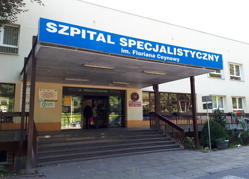 W szpitalu w Wejherowie wstrzymane przyjęcia na internę. Pacjent zakażony koronawirusem