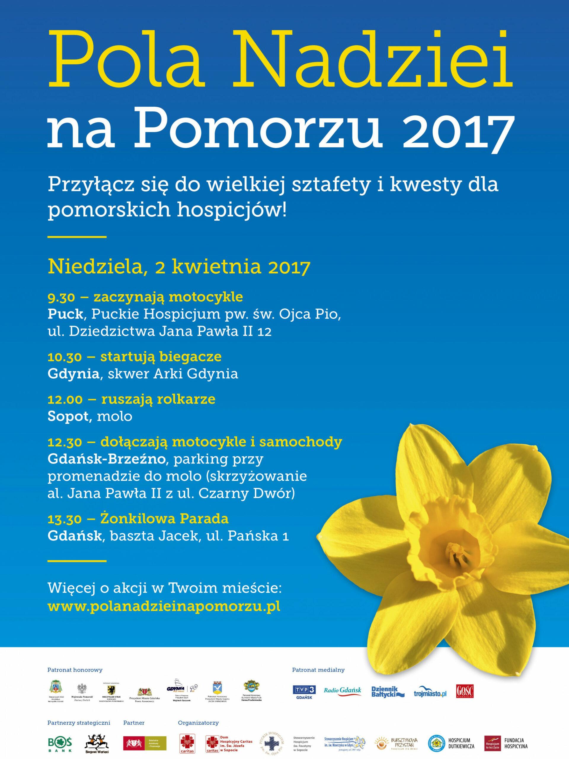 Weź udział w sztafecie od Pucka po Gdańsk!