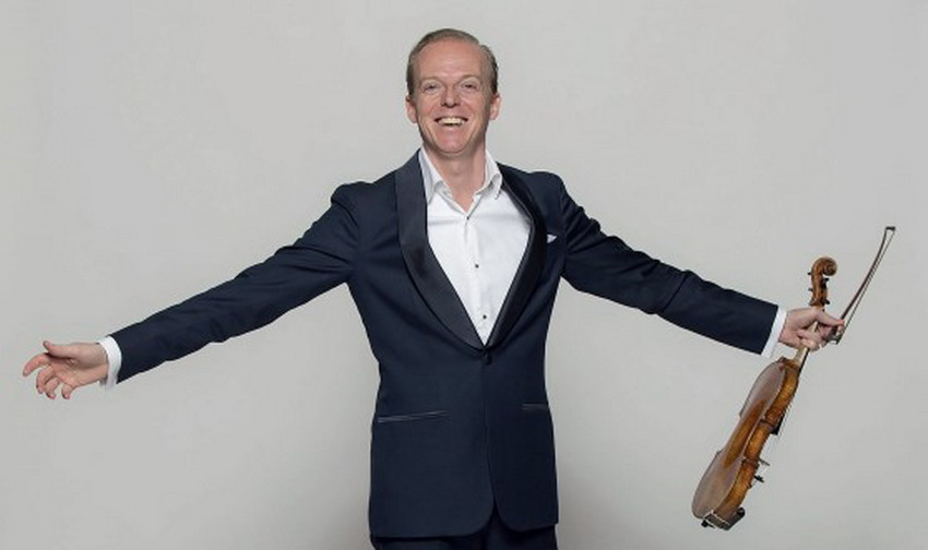 Nieznana historia pewnej serenady Mozarta. Koncert Od sinfonii do symfonii z udziałem Woutena Vossena na Ołowiance