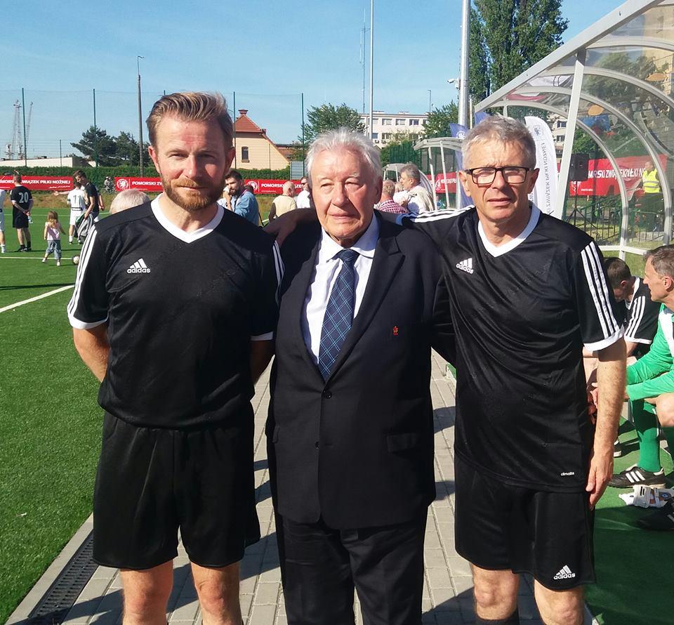 Benefis Wojciecha Łazarka