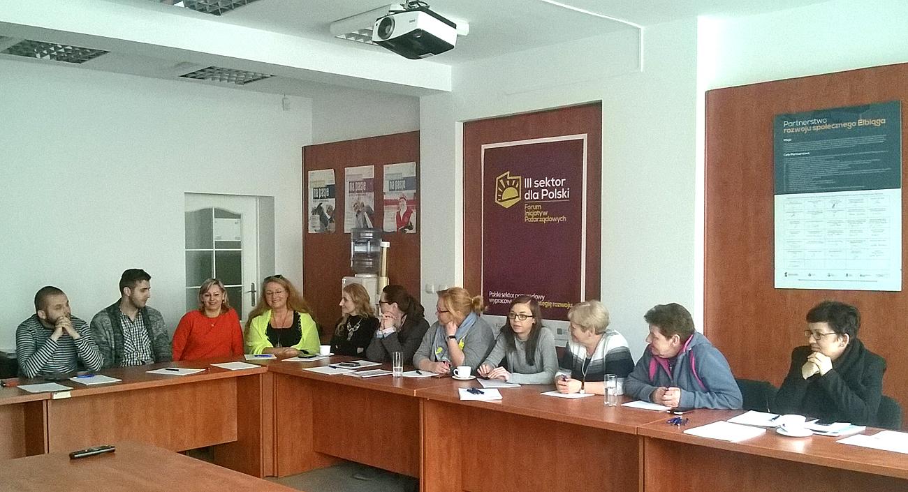 Spotkanie wyjazdowe sieci kooperacyjnych Podmiotów Ekonomii Społecznej