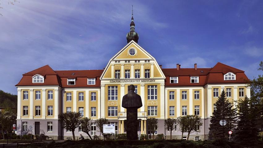 Gdański Uniwersytet Medyczny liderem rankingu. Jest najlepszą szkołą medyczną w Polsce i siódmą uczelnią w kraju