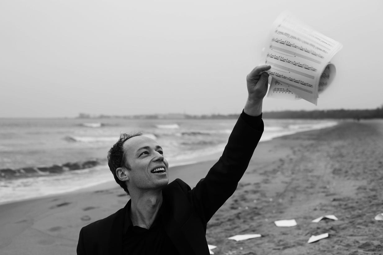 """Paweł Nowicki – 3City Ensemble """"Przypływy"""""""