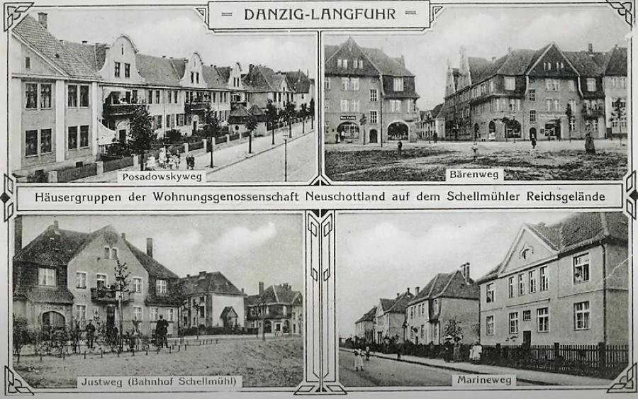 Kolonia Rzeszy i Olimp. Fascynujące wrzeszczańskie opowieści, czyli Gdańskie Miniatury on-line