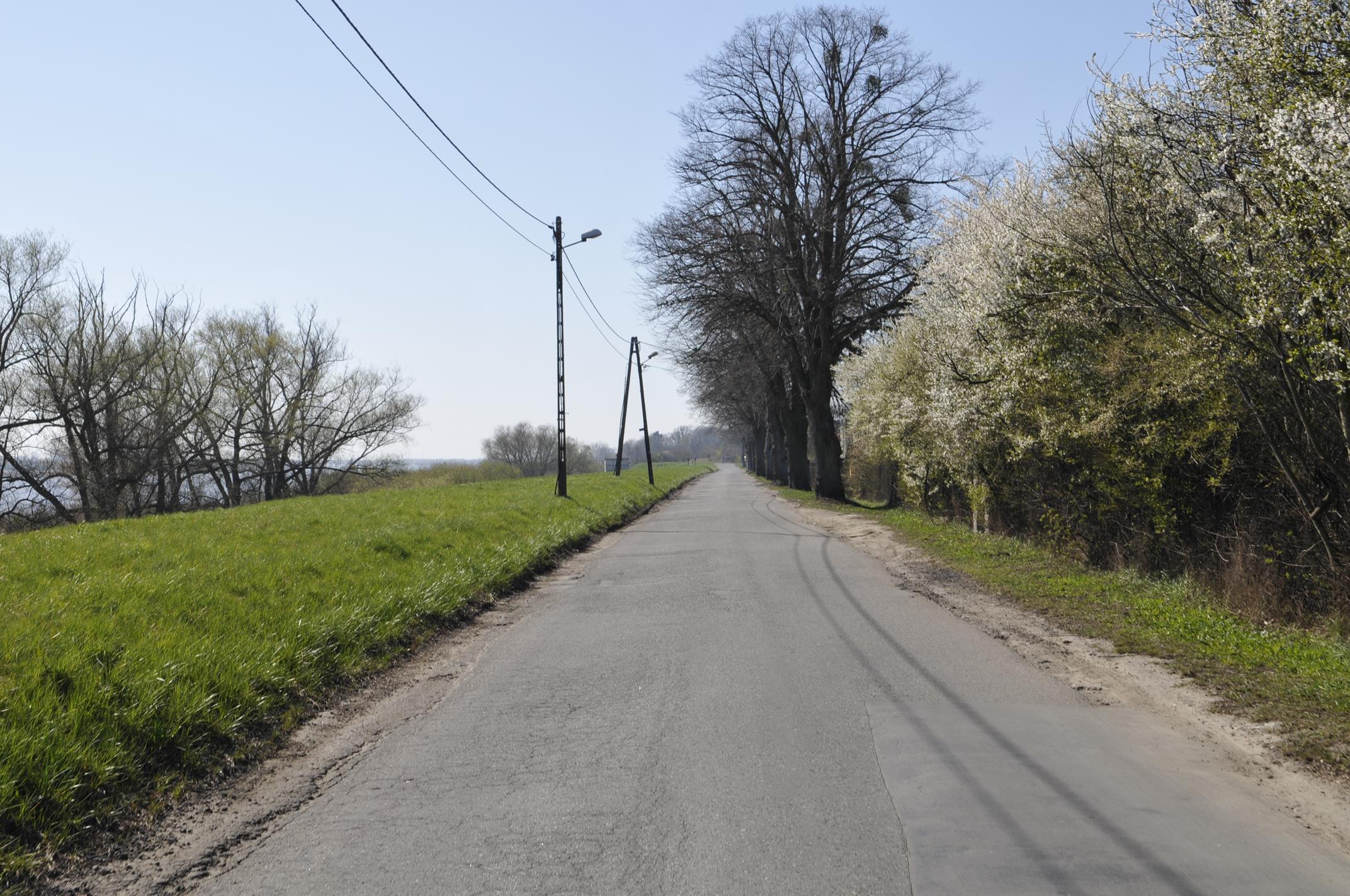 Gdańsk przygotowuje się do budowy trasy EuroVelo 9 / WTR : Świbno – Błotnik