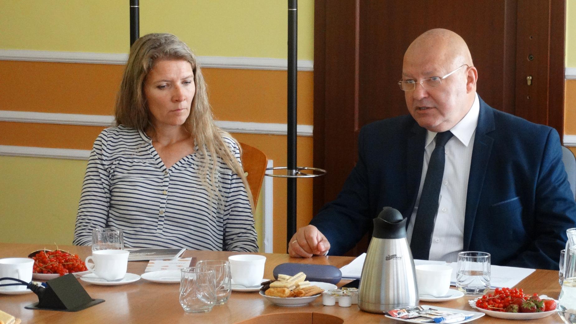 Współpraca w turystyce i w gospodarce. Razem dla rozwoju Euroregionu Bałtyk