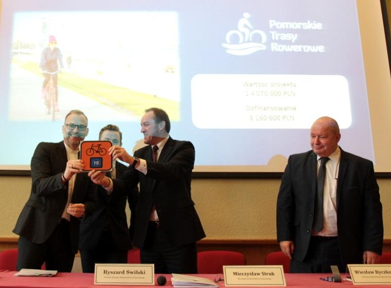 !Pomorskie – ponad 216 milionów złotych na pomorskie szlaki rowerowe, kajakowe i żeglarskie