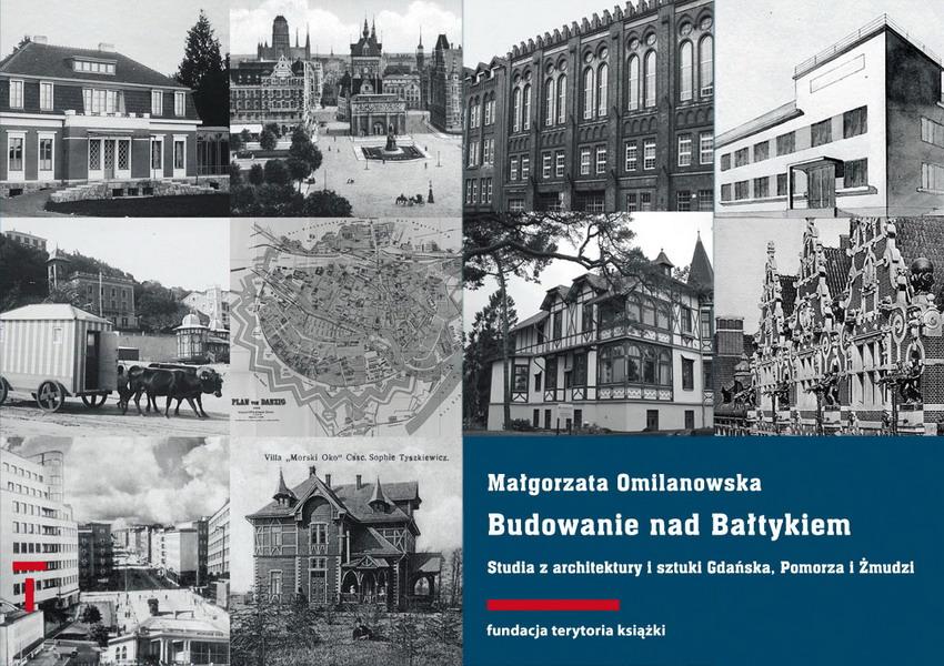 Budowanie nad Bałtykiem _Okładka książki
