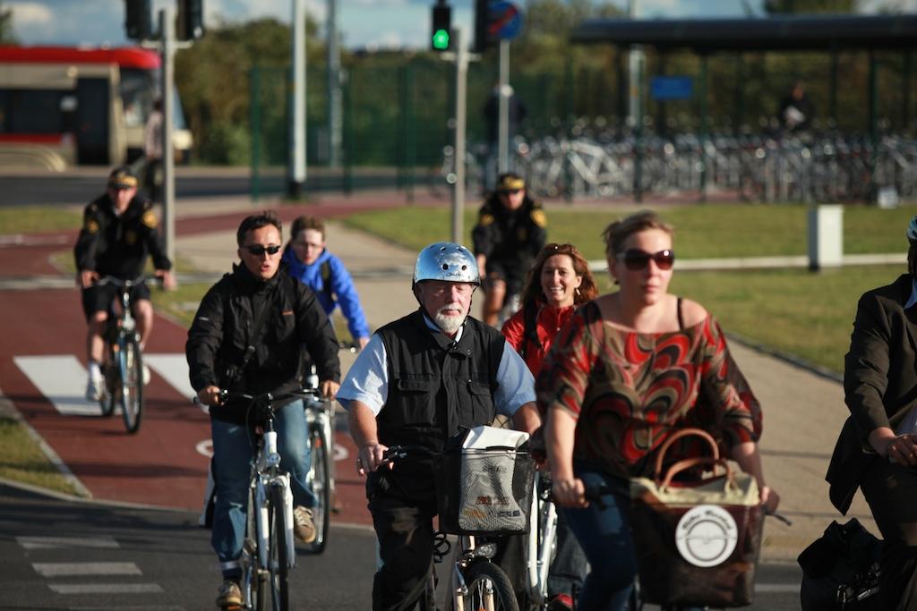 Rozmowy o rowerach, ruchu pieszych w mieście i sprawnej komunikacji. Kongres Mobilności Aktywnej w Gdańsku