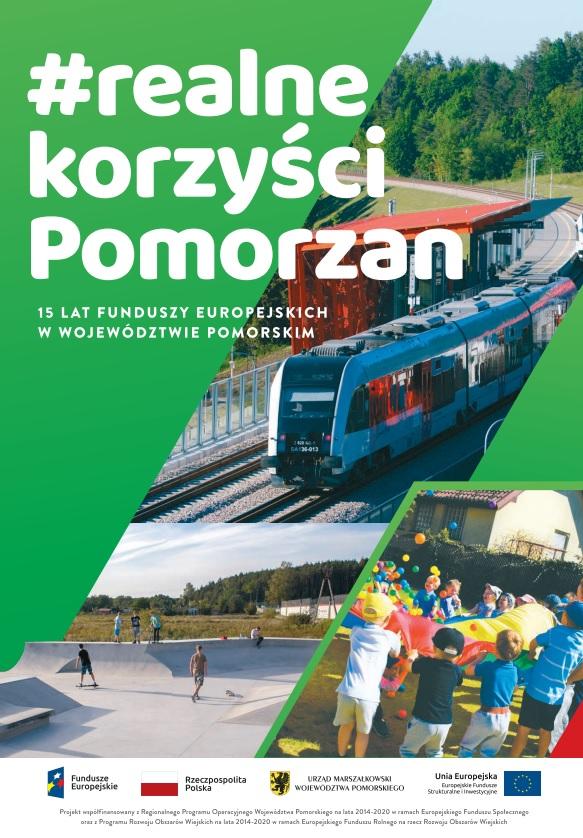15 lat Funduszy Europejskich w województwie pomorskim
