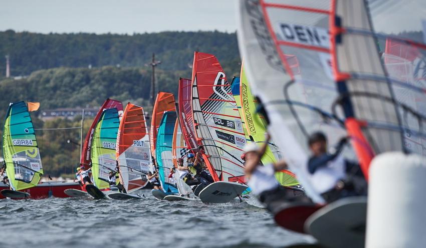 Ergo Hestia Championships – Mistrzostwa Europy Windsurf-Foil. Kto wygra w  Sopocie?