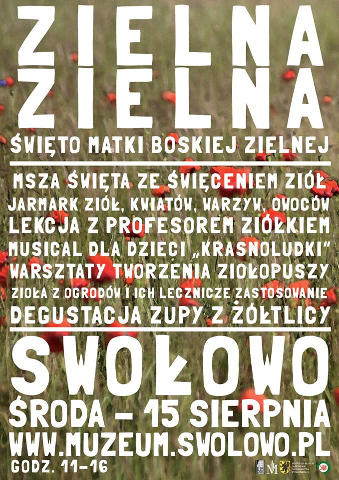Zielna, Zielna… w Swołowie - plakat