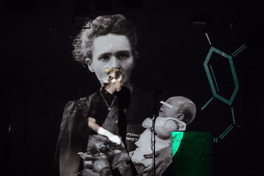 Jaką kobietą była Maria Skłodowska-Curie? Na scenie mistrza ze Stratfordu spektakl za 300 groszy