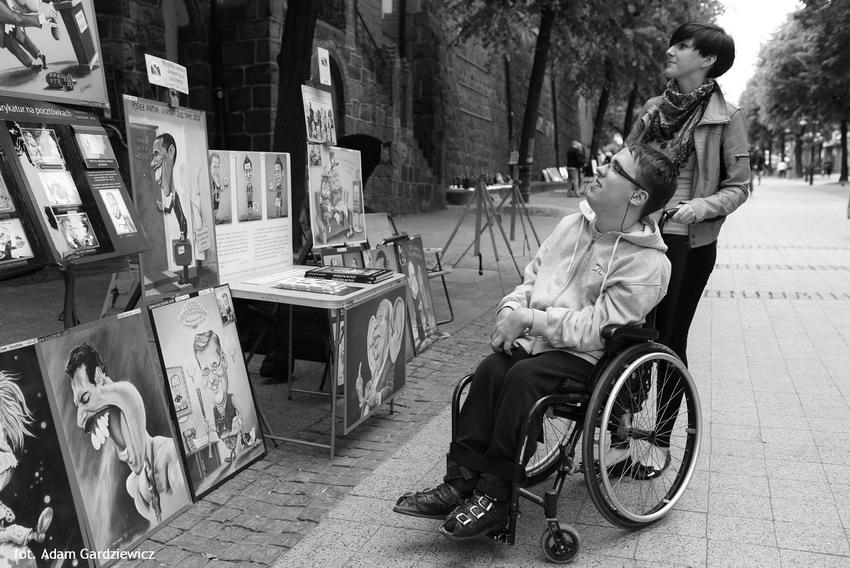Adam Gardziewicz – Mam na imię Marek. Fotograficzna wystawa indywidualna upamiętniająca jubileusz GTF