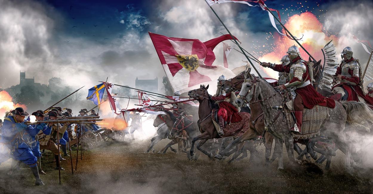 Vivat Vasa!, czyli jak Polacy ze Szwedami pod Gniewem wojowali. Inscenizacja wydarzeń sprzed prawie 400 lat