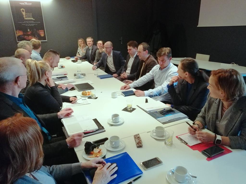 Pierwsze spotkanie Zespołu roboczego ds. MDW E70 w 2020 roku
