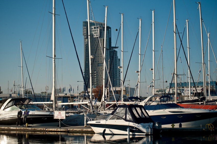 Sopocki hipodrom, a może centrum Gdyni? Pomorskie nieruchomości na targach w Cannes