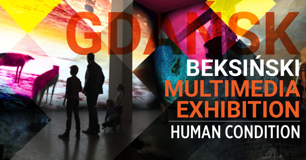Baner_wystawa Beksiński