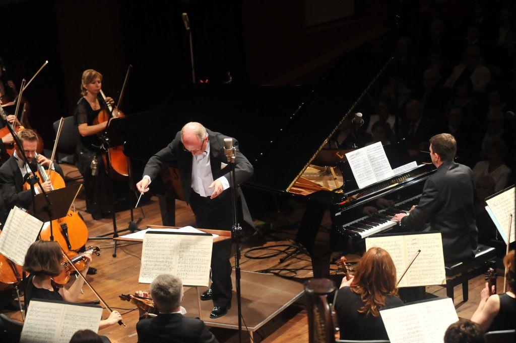 Koncert jubileuszowy z okazji 40-lecia słupskiej filharmonii i nadanie imienia Wojciecha Kilara. Koncert z cyklu Mistrzowie Muzyki