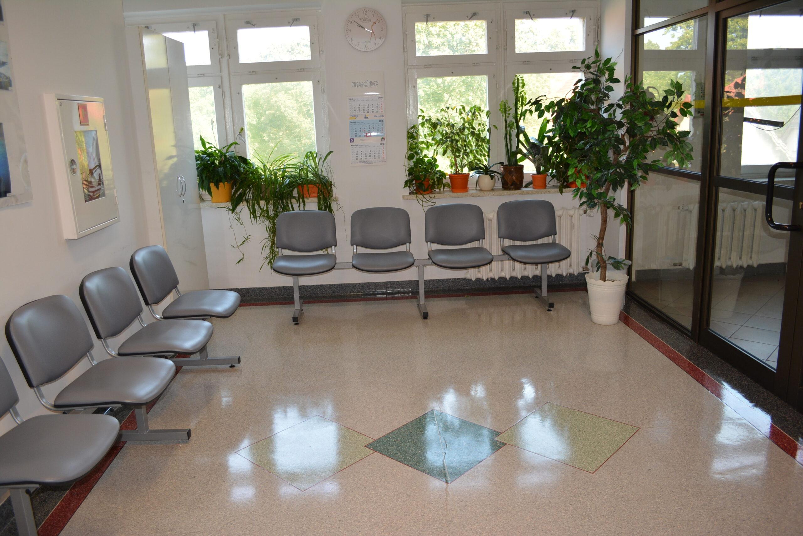Dermatologia w Ustce już otwarta. Oddział słupskiego szpitala był zamknięty z powodu pandemii koronawirusa