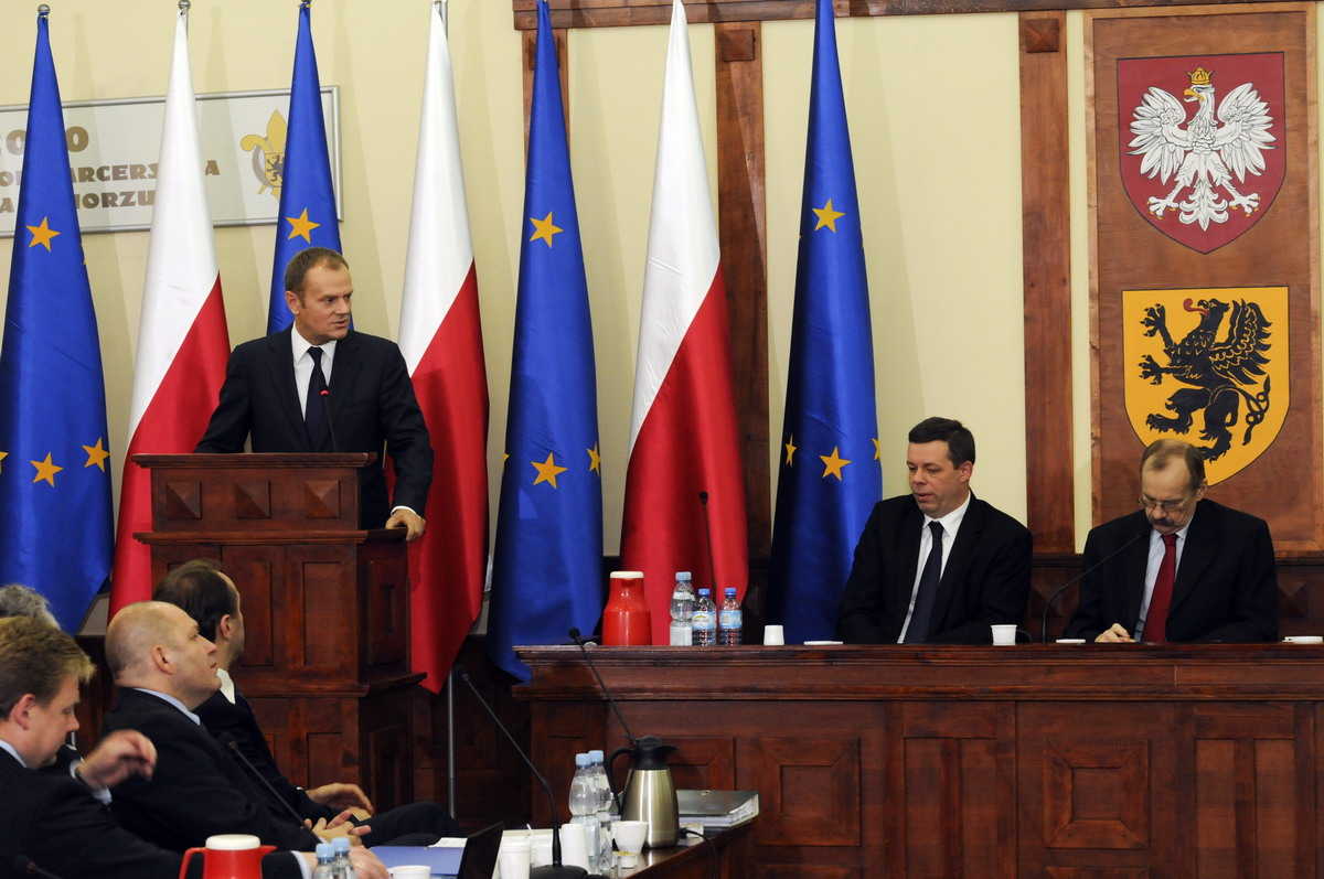 Pomorze gratuluje Donaldowi Tuskowi. Marszałek  Struk: jesteśmy dumni