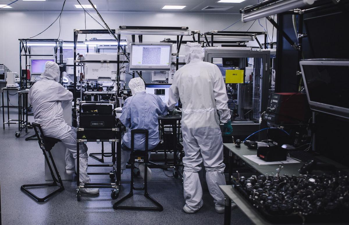 Amerykańska firma elektroniczna przenosi produkcję z Chin na Pomorze. Kilkaset nowych miejsc pracy
