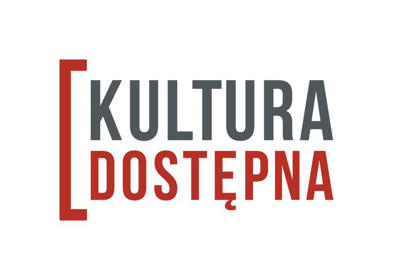 Logo Kultura dostępna