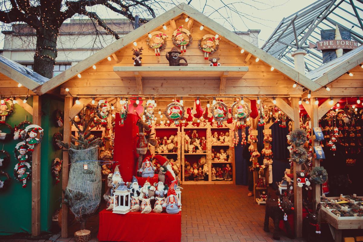 Gdyński plac Grunwaldzki zmieni się w świąteczne miasteczko. W sobotę zaczyna się jarmark bożonarodzeniowy