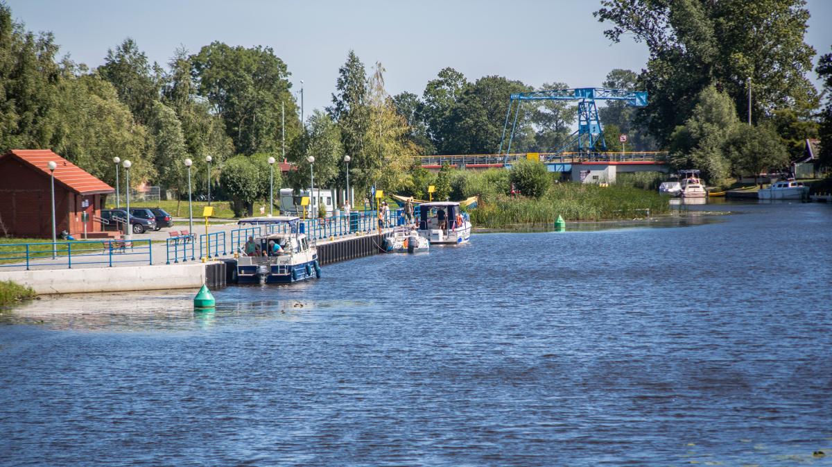 Jachtem do Nowego Dworu Gdańskiego. Powstanie 12 km nowego szlaku wodnego