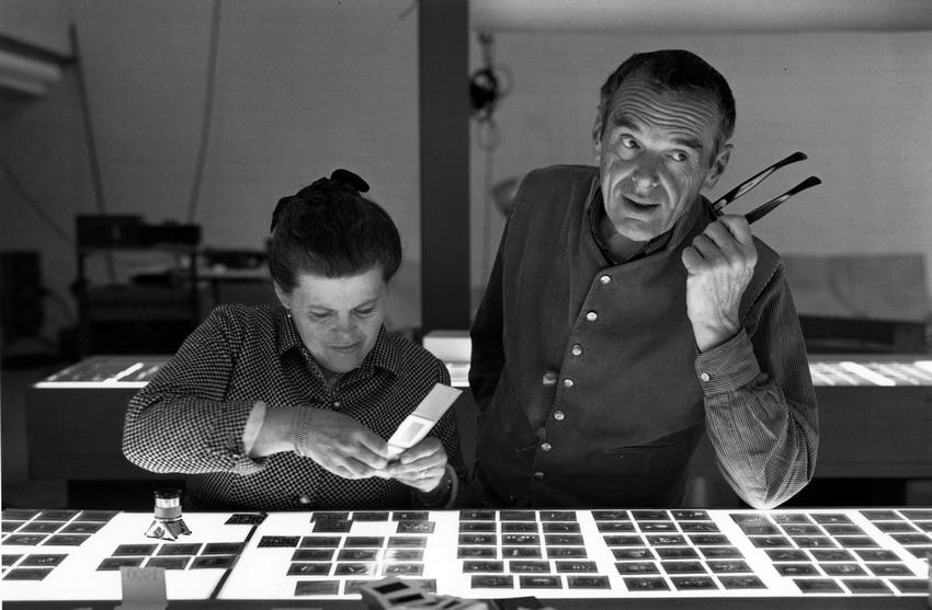Ikony amerykańskiego designu. Historia Charlesa i Ray Eamesów w IKM
