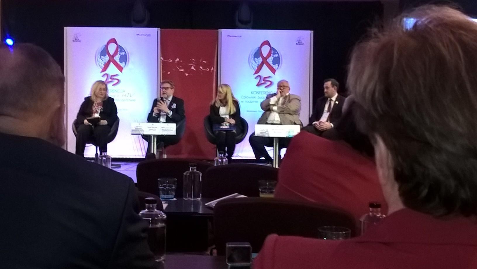 Człowiek żyjący z HIV w rodzinie i społeczeństwie – XXV konferencja