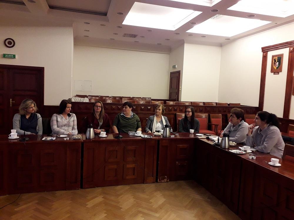 Spotkanie regionalnych sieci kooperacji podmiotów ekonomii społecznej