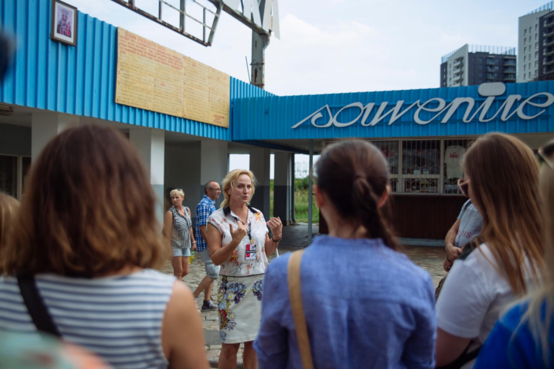 Szlakiem kobiet po gdańskiej stoczni i nie tylko. Na letnie spacery zaprasza Instytut Kultury Miejskiej