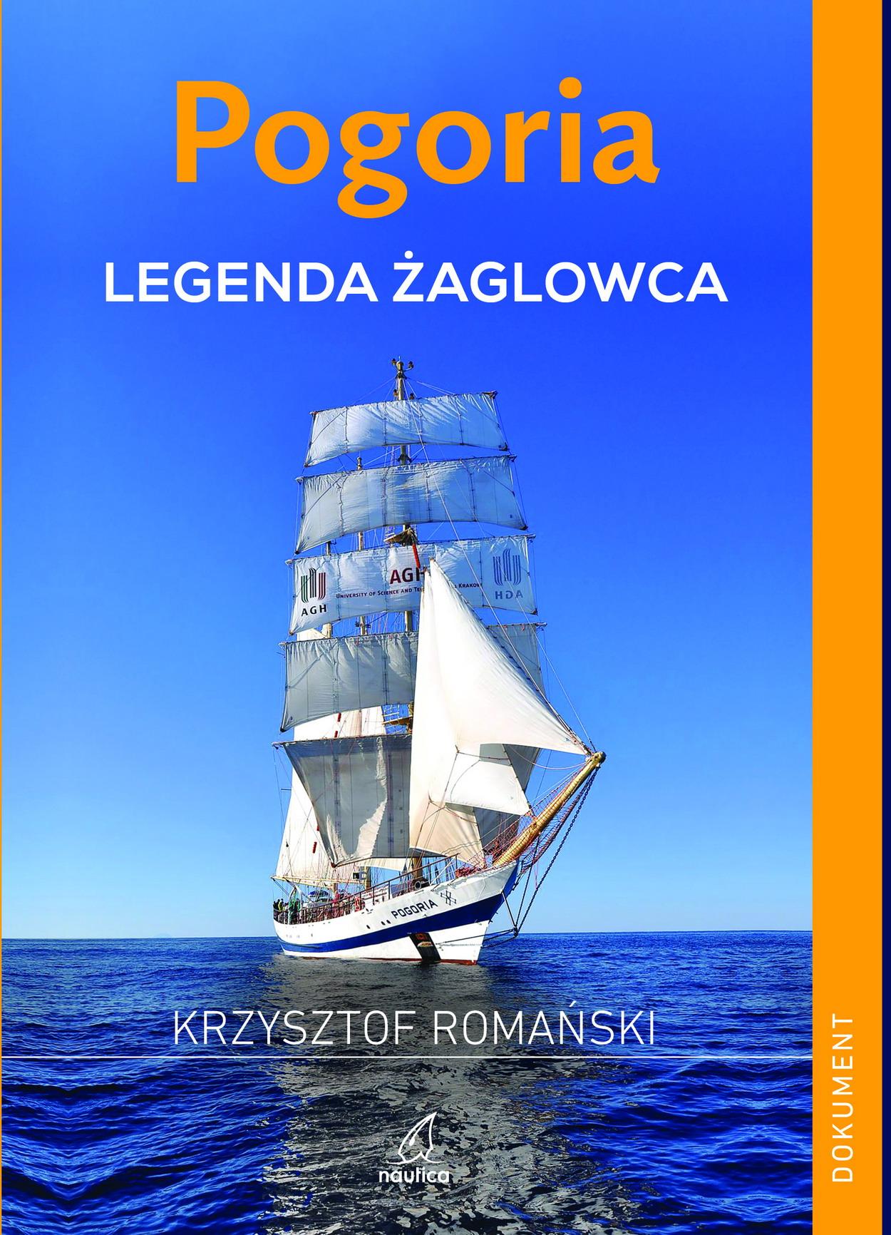 Chcesz poznać legendę żaglowca Pogoria? W marinie Yacht Park w Gdyni w sobotę spotkanie z Krzysztofem Romańskim