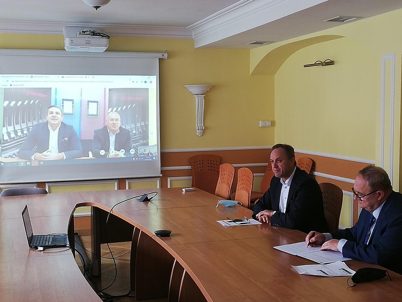 Pomorska Przyjazna Szkoła Zdalna. Nowoczesne technologie wsparciem dla nauczycieli i uczniów