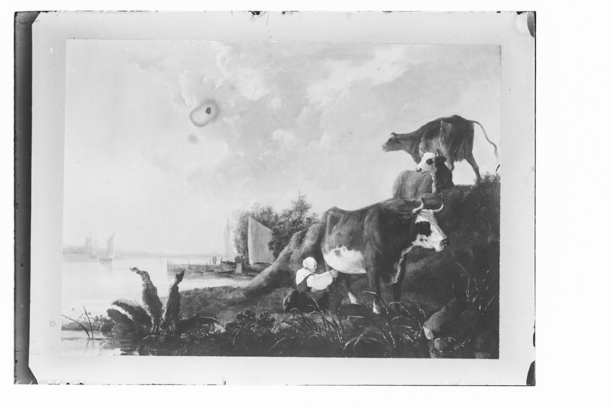 Digitalizacja zbiorów utrwalonych na szkle. Niektóre fotografie ukazują dzieła, które zaginęły w trakcie wojny