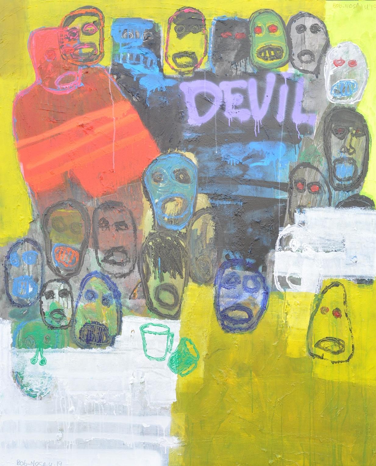 Devils delegates