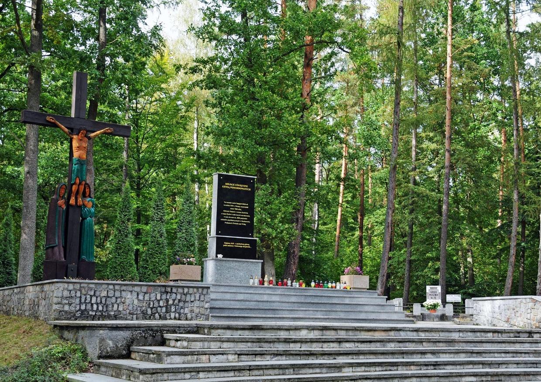 Pamięć o zbrodni w Lesie Szpęgawskim. Promocja książki i spotkanie z jej autorem