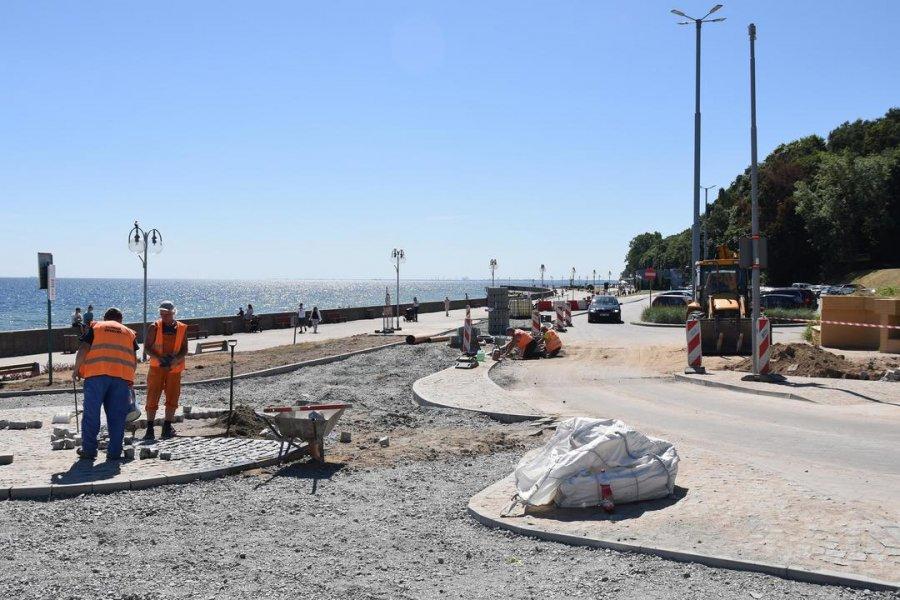 Nowe drogi rowerowe w Gdyni w ramach Pomorskich Tras Rowerowych