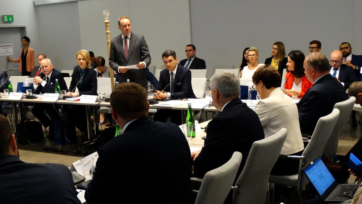 W Gdyni obradował Konwent Marszałków Województw RP. Przyjął m.in. stanowisko w sprawie polityki integracyjnej państwa